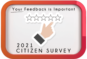 Citizen Survey 2021 Button
